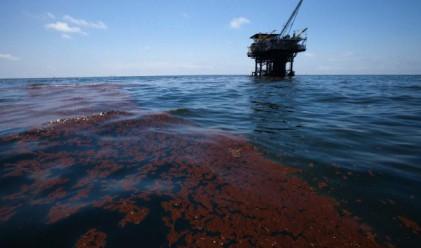 Нов петролен разлив в Мексиканския залив?
