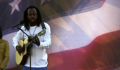Хип-хоп изпълнителят Уайклеф Жан беше прострелян в Хаити
