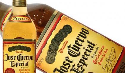 Diageo има интерес към марката текила Jose Cuervo