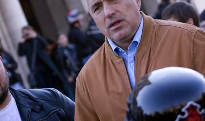 Почти половината българи одобряват Борисов за президент