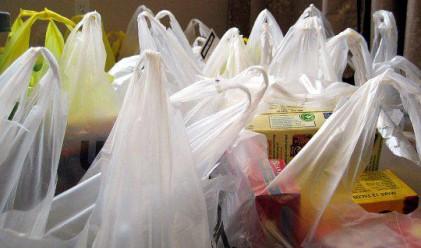 Въвеждат такса за найлоновите торбички от 1 октомври