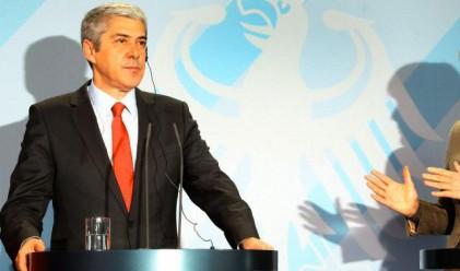 Министър-председателят на Португалия подаде оставка