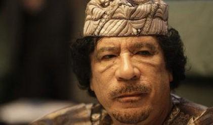 Родният град на Кадафи вече е в ръцете на бунтовниците
