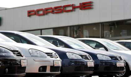 Porsche започва продажбата на акции за 5 млрд. евро