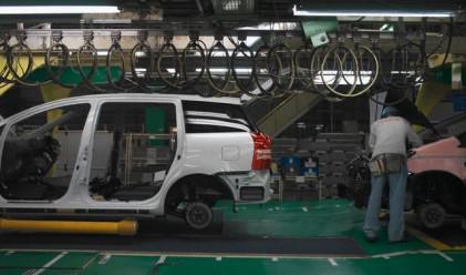 Катастрофата в Япония удари световната автоиндустрия