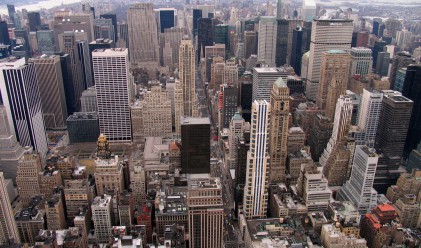 Петте най-големи градове в САЩ