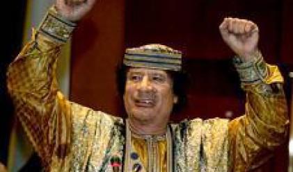 Западът е готов да прости на Кадафи?
