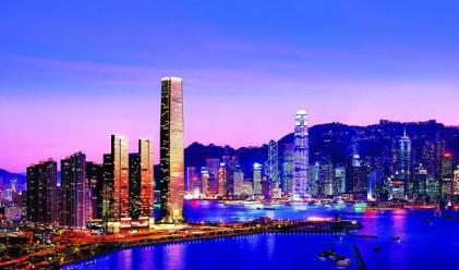 Най-високият хотел в света отвори врати в Хонконг