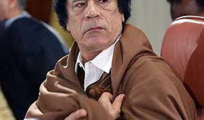 Уганда може да даде убежище на Кадафи
