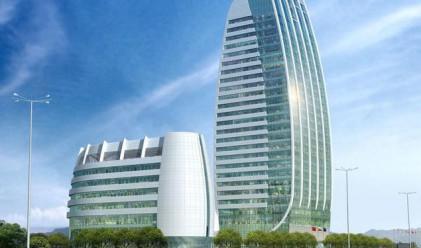 През 2013 г. ще е готова най-високата сграда