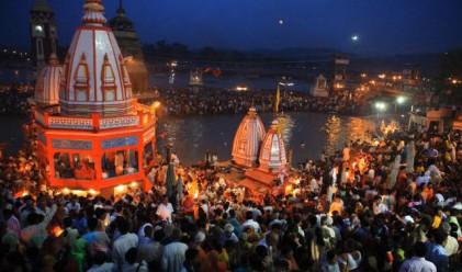 Населението на Индия нарасна със 181 млн. души за 10 години