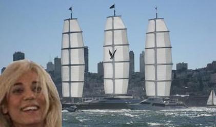 Фонд мениджърка с най-голямата яхта в света
