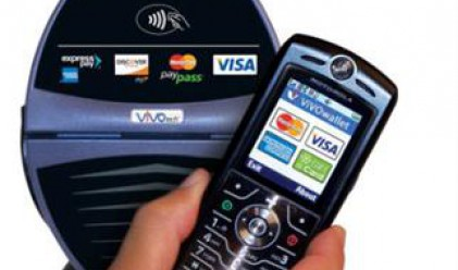 Мобилният телефон става кредитна карта
