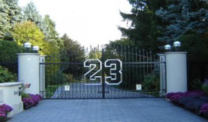 Майкъл Джордан продава имението си за 29 млн. долара