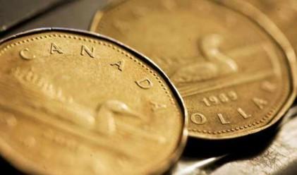 Канадският долар с петмесечен максимум