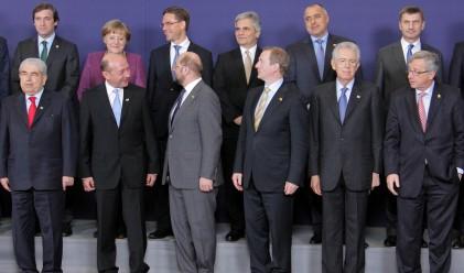 25 страни от ЕС, сред които България, подписаха пакта за бюджетна стабилност