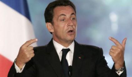 Саркози: Финансовата криза е приключила