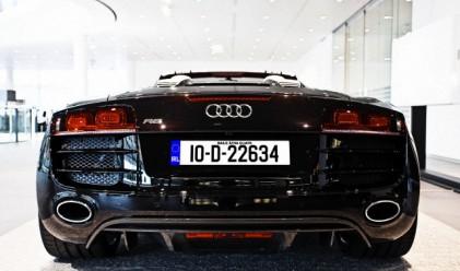 Audi изпревари Mercedes