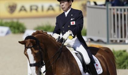 70-годишен японец се класира за Олимпийските игри в Лондон