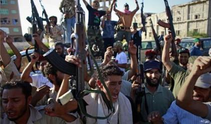 Либия започва да се разцепва