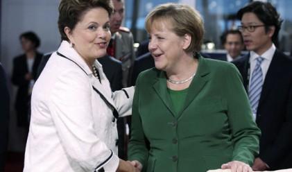 Меркел и Русеф се договориха за МВФ