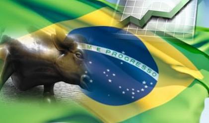 Бразилия вече е шеста икономика в света