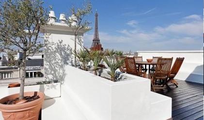 60 000 евро за кв. м – тоталният рекорд на Париж