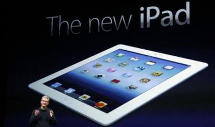 Apple представи новия iPad
