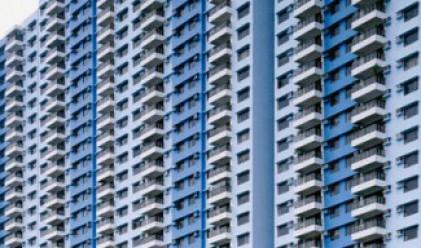 Едностайните апартаменти поевтиняват с 4.4% за месец