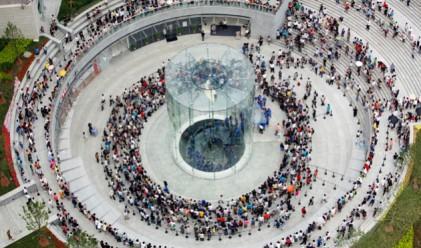Магазините на Apple по света