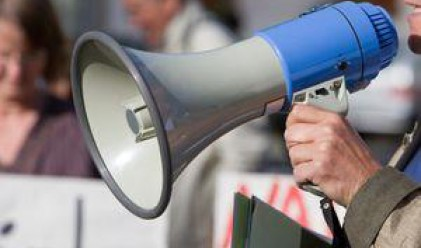 Нов протест срещу шистовия газ