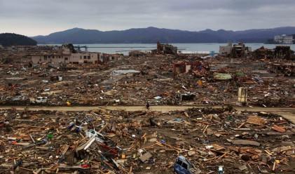 Япония – една година след земетресението (снимки)