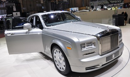 Новият Rolls-Royce Phantom