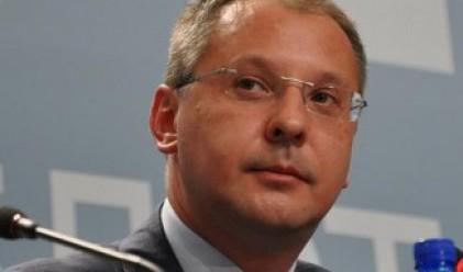 Станишев: Първанов, лидер на БСП - не мисля