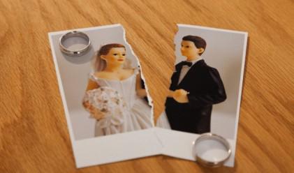Парите са разковничето за щастлив брак