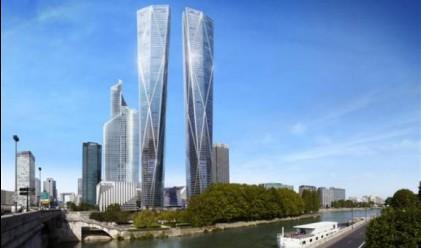 В Париж строят най-високите кули-близнаци в Европа