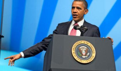 """Обама критикува """"спекулациите за възможна война в Близкия изток"""""""