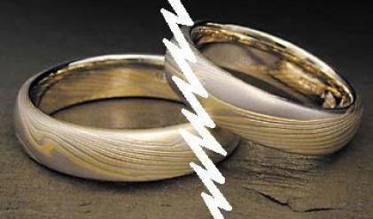 Да се разведеш в Щатите струва средно 20 000 долара