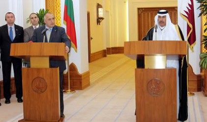 Катар ще инвестира в магистрала Черно море (снимки)