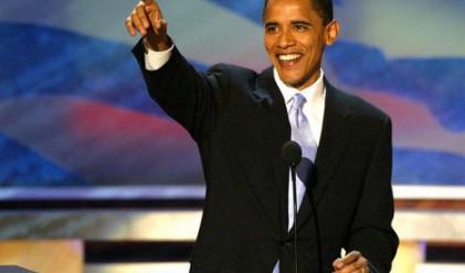Рейтингът на Обама - в подем