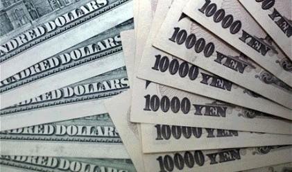 Доларът с 11-месечен максимум спрямо йената