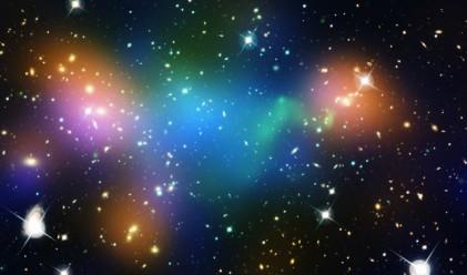 Най-новата карта на Вселената