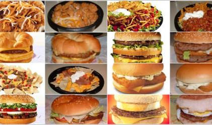 Фаст-фууд- от кое се дебелее повече?
