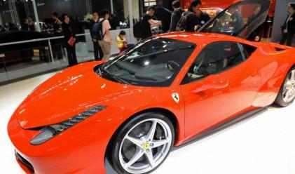 Коби Браянт си купи Ferrari за 329 000 долара