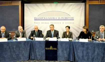 Българска банка за развитие отпусна 100 млн. лв. на шест банки (видео)