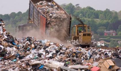 България първа в ЕС по съхраняване на отпадъците в сметища
