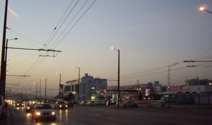 Три столични булеварда са първенци по пътни инциденти