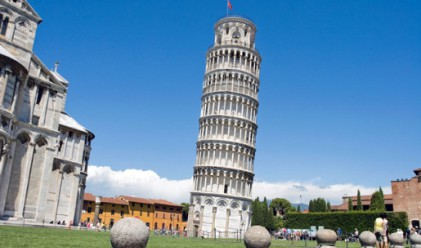 В Пиза 2013 г. настъпи девет месеца по-рано