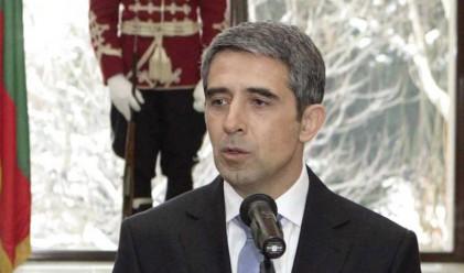 Първото официално посещение на Плевнелиев като президент ще бъде в Италия