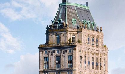 Гледка от един от най-скъпите апартаменти в Ню Йорк